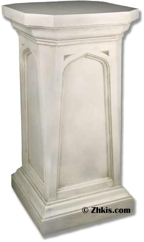 Formal Art Pedestal