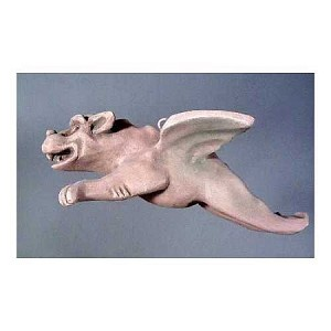 Flying Gargoyle Statue Large