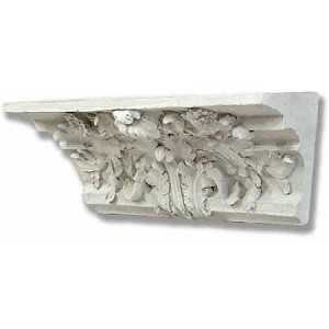 Cornice Wall Shelf
