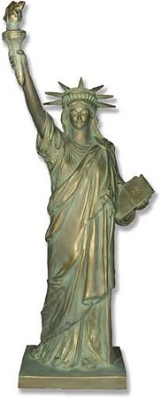 Large Statue of Liberty Statue