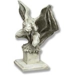 Perched Gargoyle Statue (small)