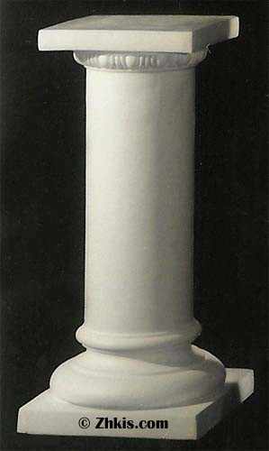 Greek Garden Column