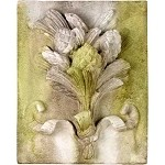 Pinecone Wall Plaque