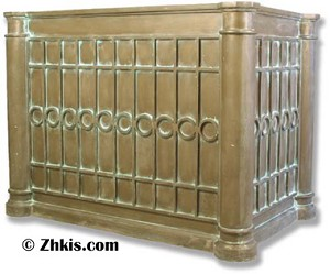 Very Large Decorative Box Planter