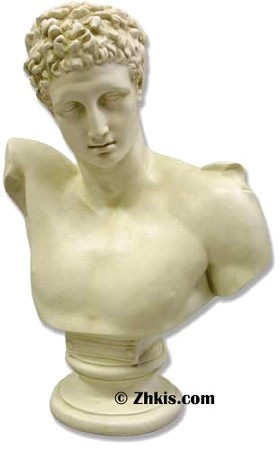 Hermes Bust Extra Large