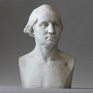 Small Washington Bust