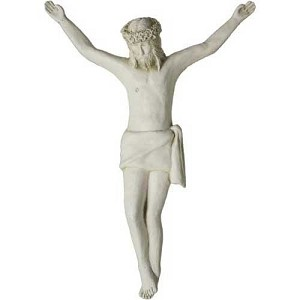 Jesus For Crucifix Statue