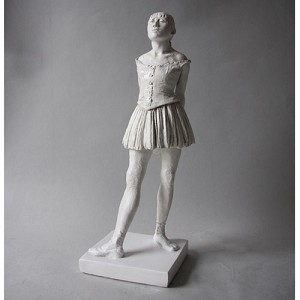 Degas Little Dancer Statue Big