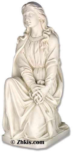 Large Mary Magdalene Statue
