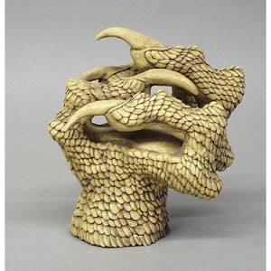 Dragon Claw Closed Statue