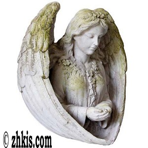 Small Angel Birdfeeder