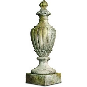 Tall Classical Outdoor Finial