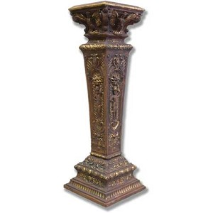 Decorative Victorian Pedestal