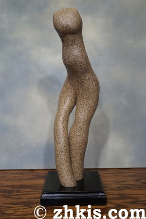 Abstract Lady Sculpture